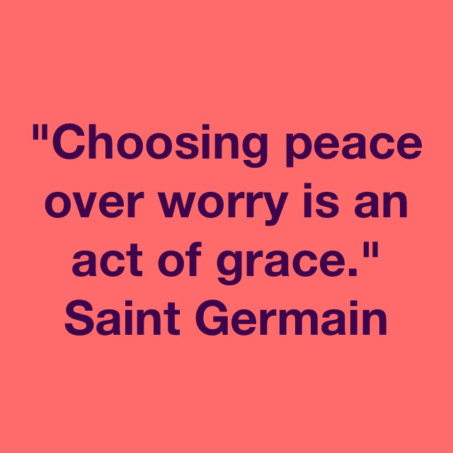 Counting and Communing – Message from Saint Germain
