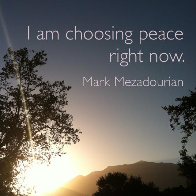 choosingpeace