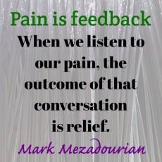 Releasing Pain / Restoring Hope