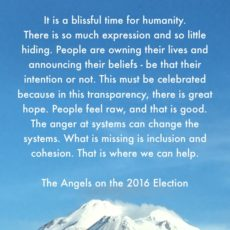 The Angels and the Election