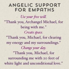 Angelic Support for Empaths
