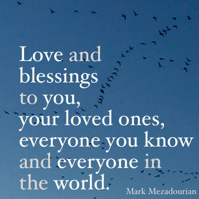 Love&Blessings