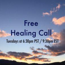 Free Healing Calls