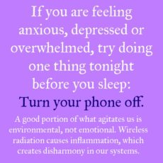 Your Phone and Anxiety